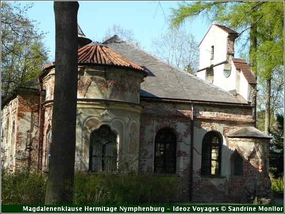 Magdalenenklause Hermitage Nymphenburg