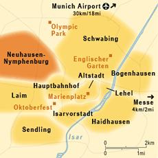 Nymphenburg carte