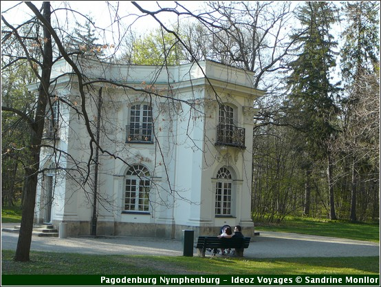 Pagodenburg Nymphenburg
