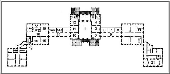 Schloss Nymphenburg Plan