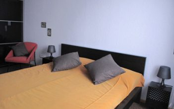 Location appartement Berlin - Barbarossa chambre