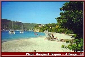 bequia plage margaret
