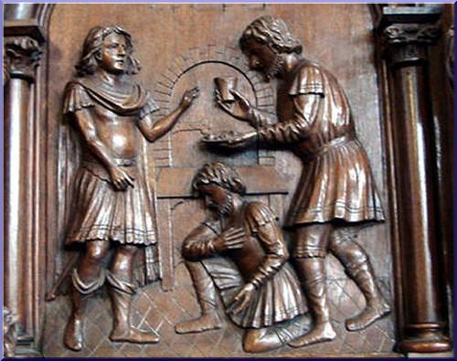Saint Mélar ; l'un des trésors du christianisme en Bretagne 1