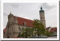 munich Heilige Geist Kirche