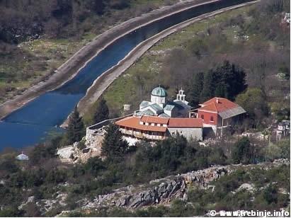 Tvrdos manastir Trebinje monastere
