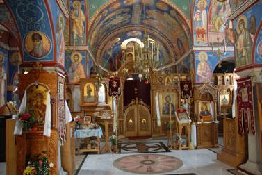 tvrdos monastere trebinje