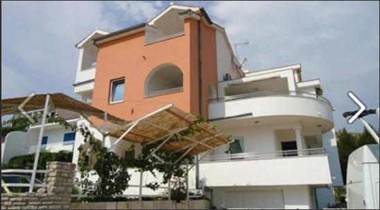 villa petra location vacances dalmatie sibenik