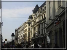 Belgrade Knez mihailova