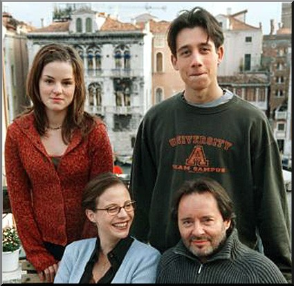 Famille commissaire Brunetti