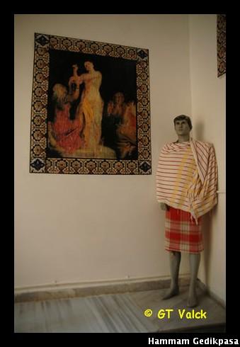 Hammam Gedikpasa tableau