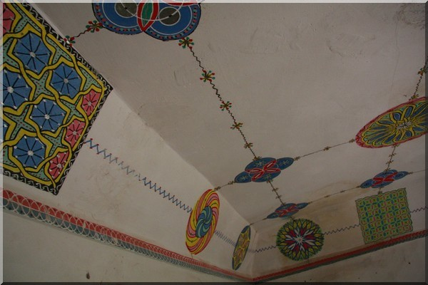 Maroc architecture berbère