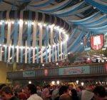 Oktoberfest tente