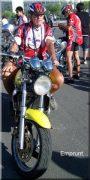paris pekin sur la moto