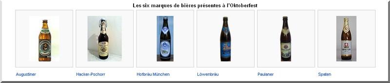 bieres fete de la biere munich muenchen