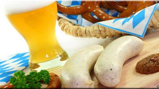 La cuisine de Baviere ;  spécialités typiques dans la cuisine allemande