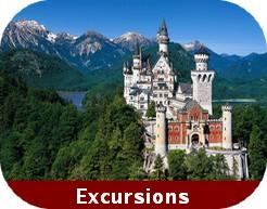 excursions munich