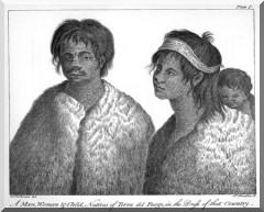 indiens patagonie