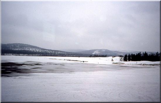 laponie finlande lac enneige
