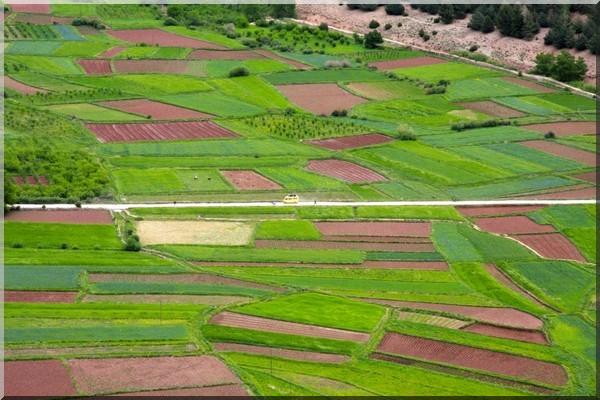 maroc Bougmez verte vallée