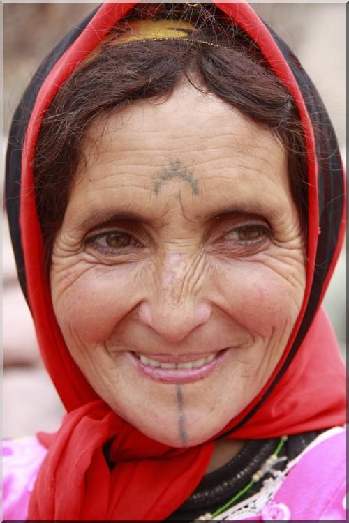maroc Touda, la belle