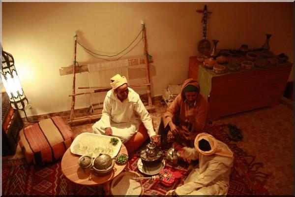 maroc cérémonie du thé