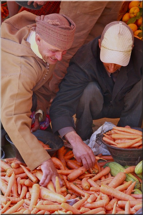 maroc marché tabant