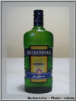 Becherovka cuisine tcheque