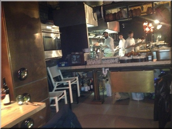 Dock kitchen cuisine