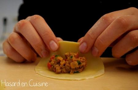 Empanadas à la Mexicaine ; rapides, faciles et délicieuses (Recette mexicaine) 4
