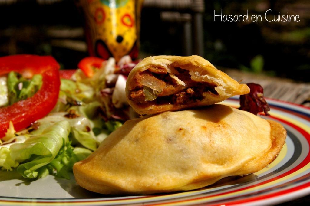 Empanadas à la Mexicaine ; rapides, faciles et délicieuses (Recette mexicaine) 2