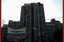 Kosovska mitrovica immeubles serbes