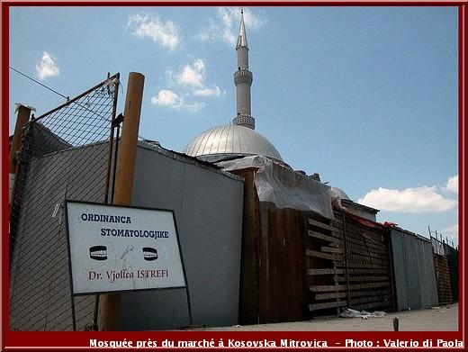 Mitrovica mosquee kosovo