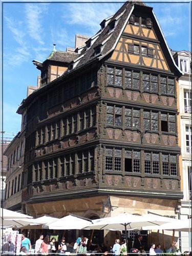 Strasbourg Alsace Maison Kammerzel