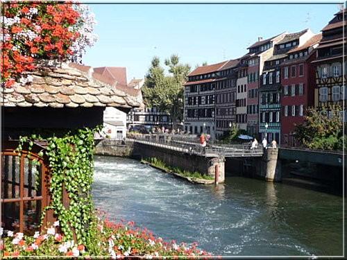Strasbourg alsace La petite france