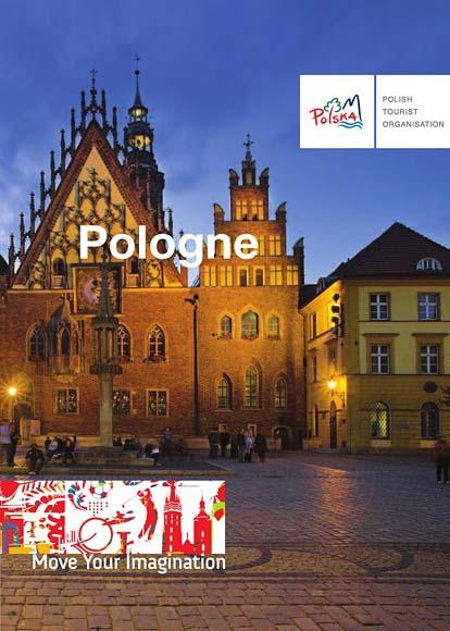 D couvrir la pologne brochures touristiques gratuites - Office de tourisme pologne ...