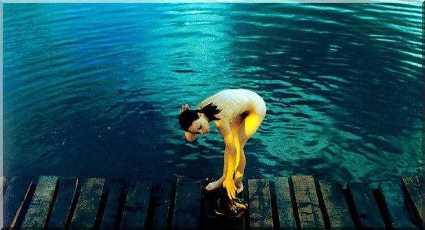 delta kornel mundruczo femme au bord du danube