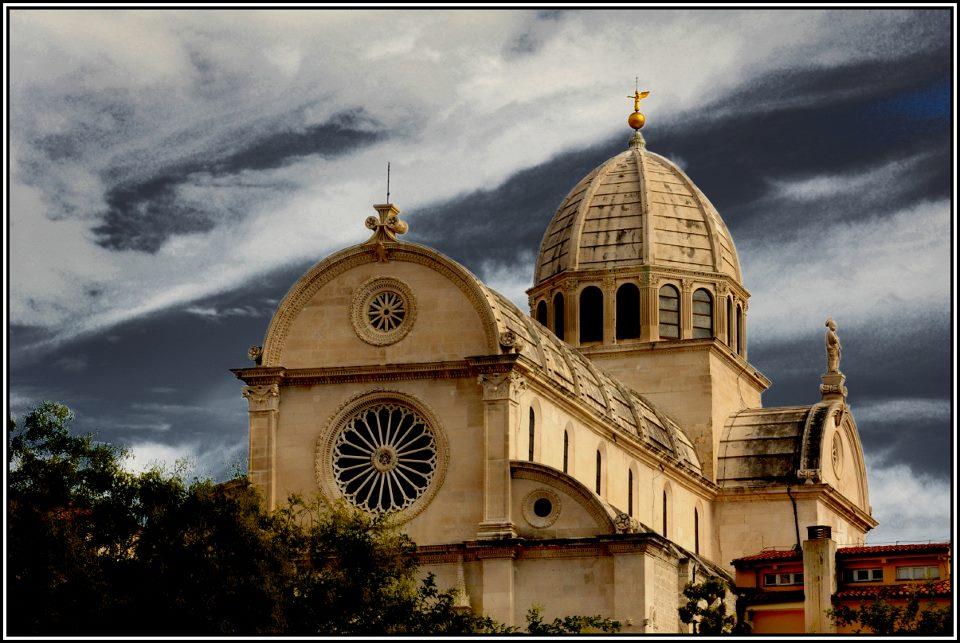 Cathedrale saint jacques de sibenik