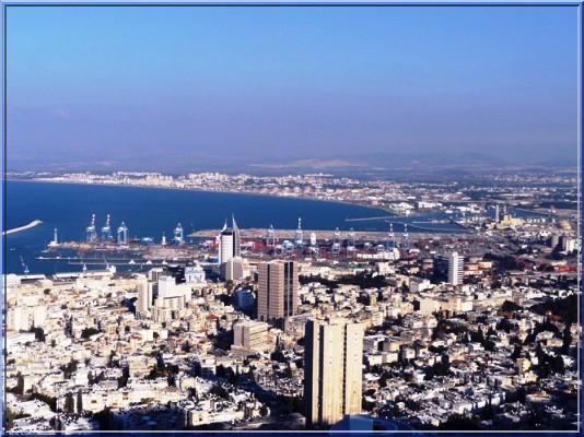 Haifa tourisme israel