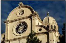Sibenik cathedrale saint jacques