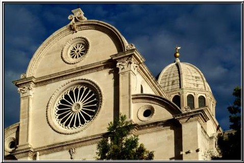 Sibenik cathedrale saint jacques