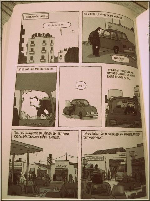 chroniques de jerusalem guy delisle page 19