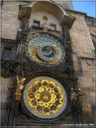 horloge astronomique prague cadrans