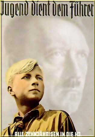 jeunesse hitlerienne affiche hitlerjugend