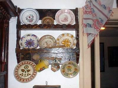 ceramiques transylvanie roumanie
