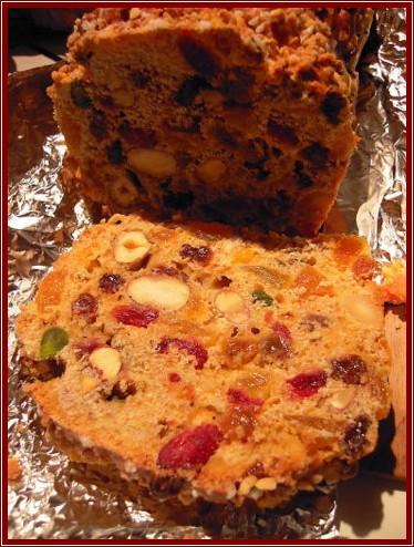 christmas fruitcake recette anglaise
