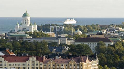 helsinki capitale Finlande