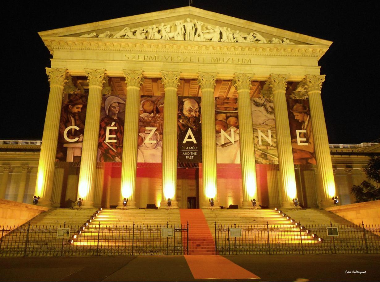 budapest musée des beaux arts