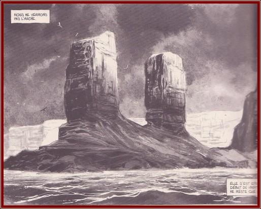 voyage aux iles de la desolation  TAAF BD emmanuel lepage