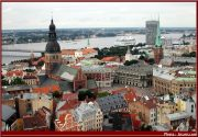 Riga lettonie Latvia