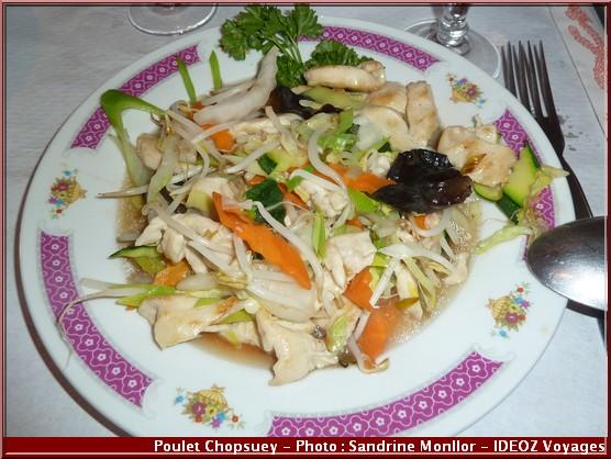 aux delices d'asie poulet chopsuey